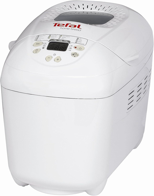 Tefal OW 5001 HOME BREAD XXL, Blanco, 800 W - Máquina de hacer pan: Amazon.es: Hogar