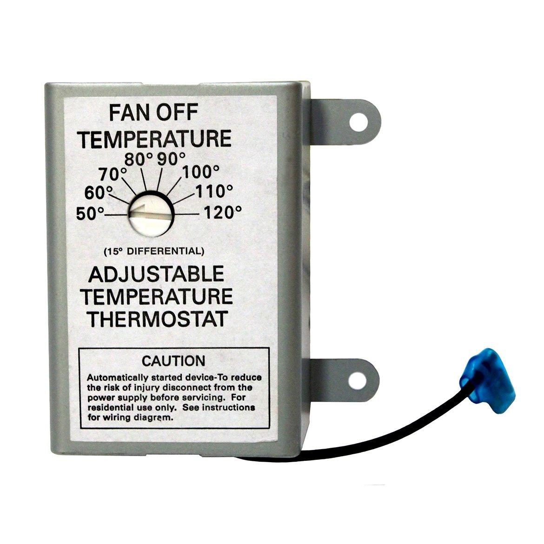 Ventamatic XXSOLARSTAT Thermostat for Solar Powered Attic Ventilators