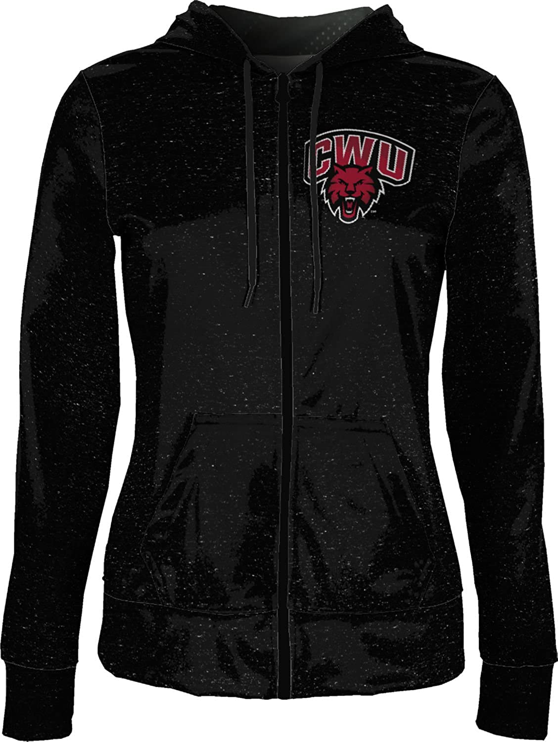 ProSphere Central Washington University Girls Pullover Hoodie School Spirit Sweatshirt Heather