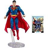 McFarlane DC Batman/Superman 7 Action Figures - WV1 - Modern Superman