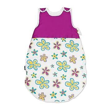 Ciclamen y Flores de colores PatiChou Sacos de dormir para bebés 24 - 36