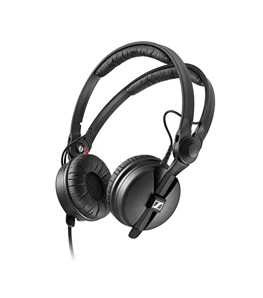 Sennheiser Professional Audio HD 25 Headphone for Professional DJ, Studio Monitoring, Home Recording & Iconic Multipurpose for all requirements; Music Lovers & Cameraman: Amazon.in: Musical Instruments
