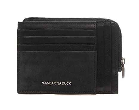 Mandarina Duck Monedero, Negro (Negro) - 151HNP34651: Amazon ...