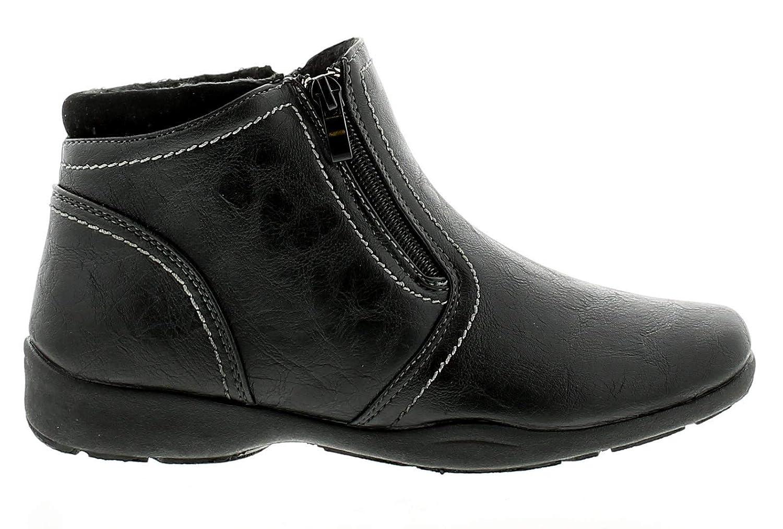 Ever So Soft - Botas para mujer negro negro 42: Amazon.es: Zapatos y complementos