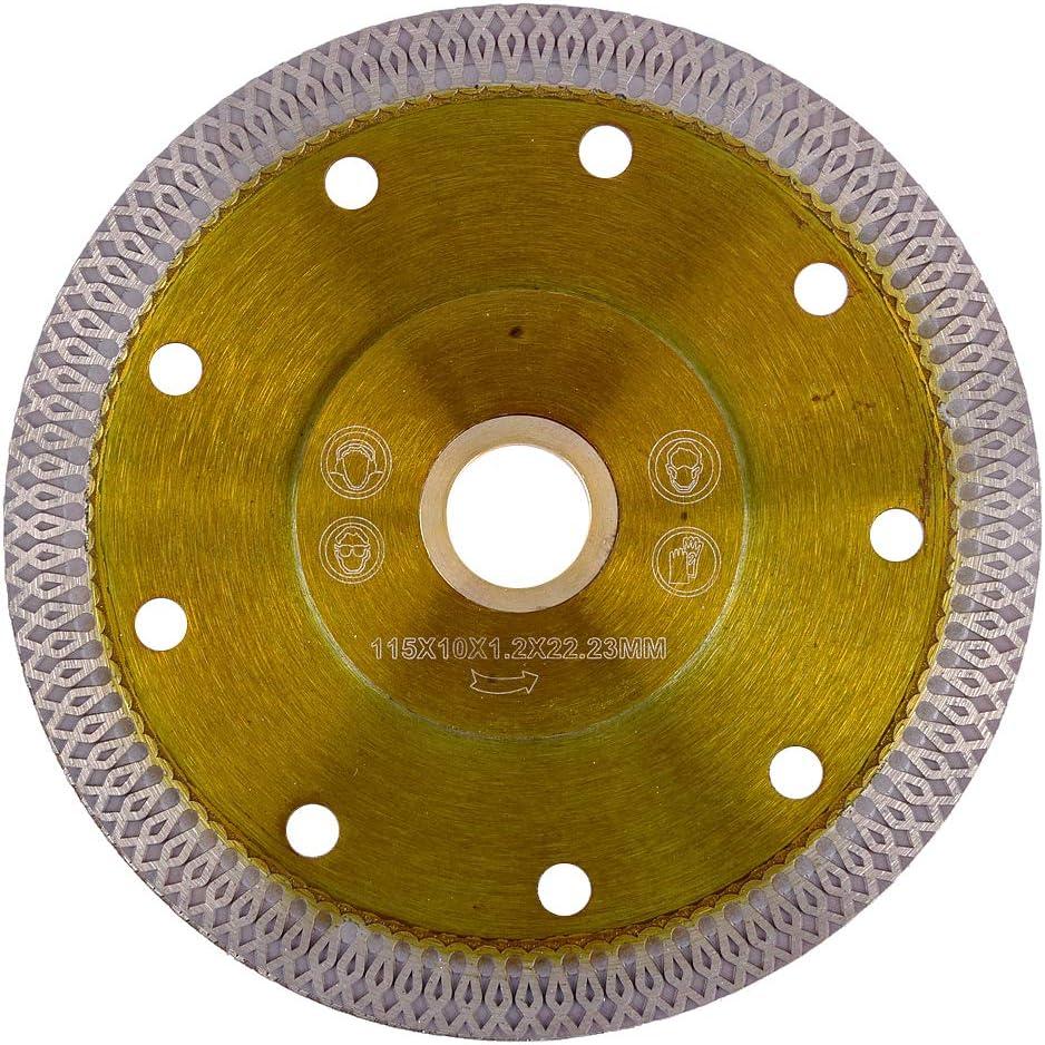 Ultrathin Diamond Circular Saw Blade Ceramic Tile Cutter Tool Porcelain Ceramics