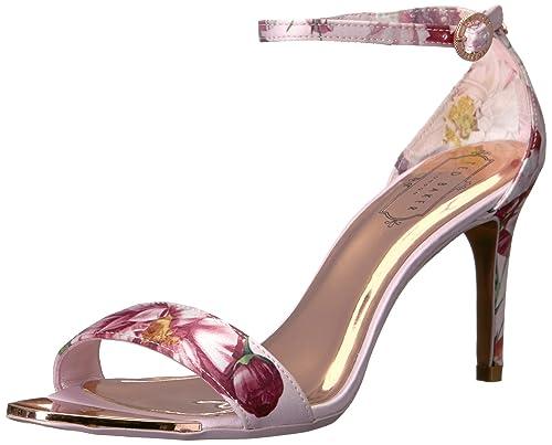 Womens Ted Baker Mylli Heels Black Iguazu Heels