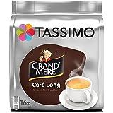 TASSIMO Grand'Mère Café Long 16 Disc - Lot de 5 (80 Disc)