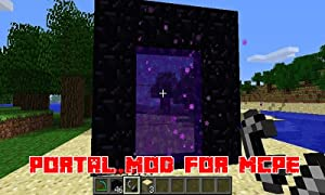 Mods : Portal Jump Mod for MCPE by New Portal Dev