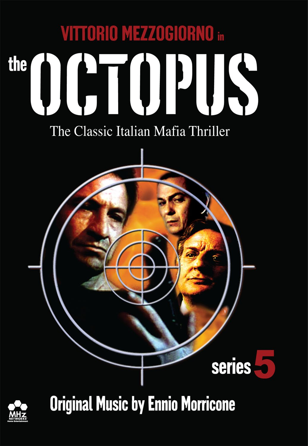Octopus: Series 5 by Remo