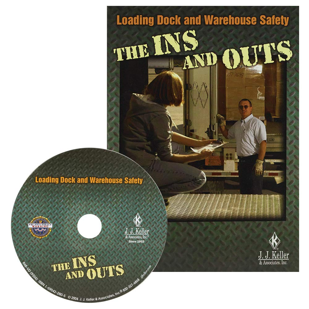 Loading Dock and Warehouse Safety - The Ins and Outs - DVD Training - J. J. Keller & Associates