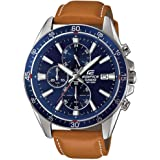 Casio Edifice Analog Blue Dial Men's Watch - EFR-546L-2AVUDF (EX250)