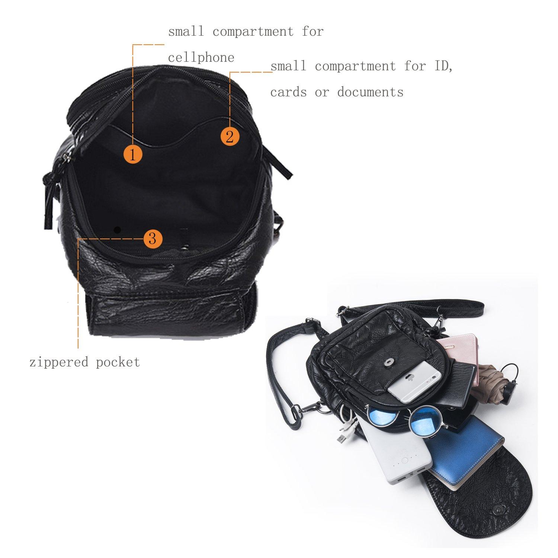 Black Mini Backpack Amazon- Fenix Toulouse Handball c5eac5c5b750a