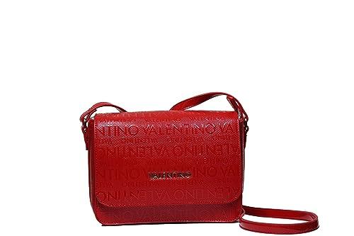 varios estilos nueva llegada diseño innovador Shoppers y Bolsos de Hombro para Mujer, Color Rojo, Marca VALENTINO, Modelo  Shoppers Y Bolsos De Hombro para Mujer VALENTINO VBS1OM05 Rojo