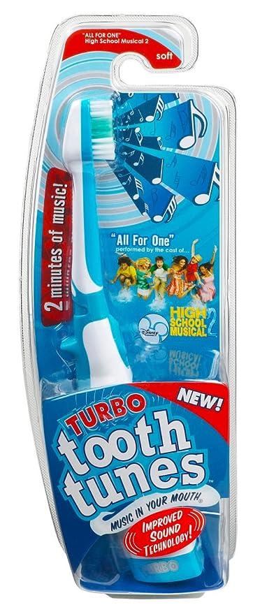Turbo Tooth Tunes - Cepillo de dientes musical, diseño de High School Musical