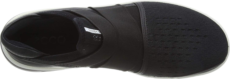 ECCO Intrinsic 2, Baskets Basses Femme Noir Black