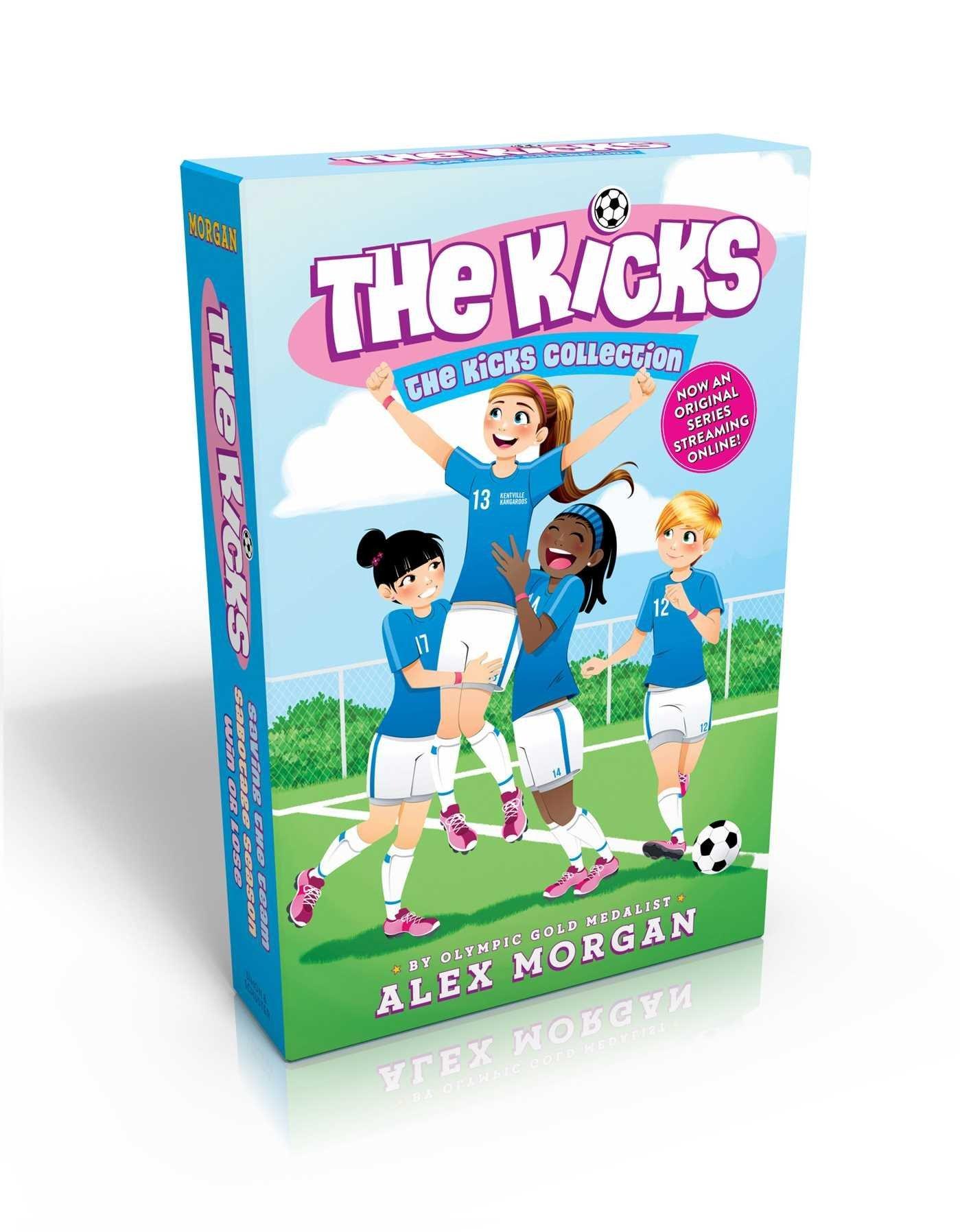 Download The Kicks Collection: Saving the Team; Sabotage Season; Win or Lose pdf