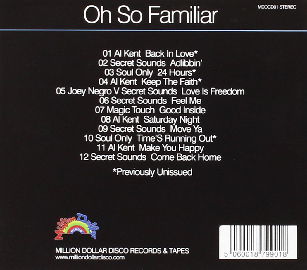 Buy Oh So Familiar Part1 Online At Low Prices In India Amazon