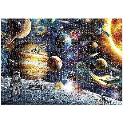 Parent-Child Puzzle, 1000 Piece Large Puzzle Game Interesting Toys: Toys & Games