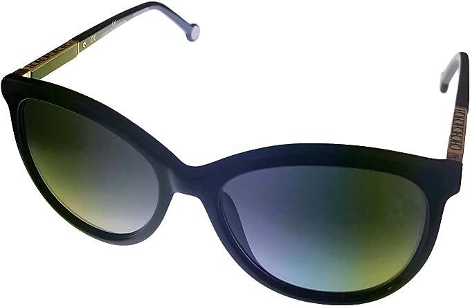 Carolina Herrera SHE703550700 Gafas, negro/negro degradado, 55/17/140 para Mujer: Amazon.es: Ropa y accesorios