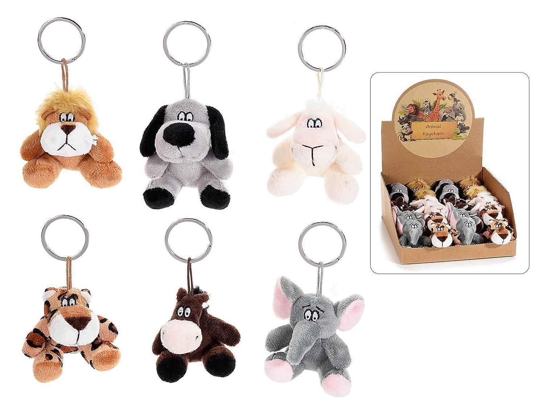 Ideapiu 24 Schlüsselanhänger, Tier