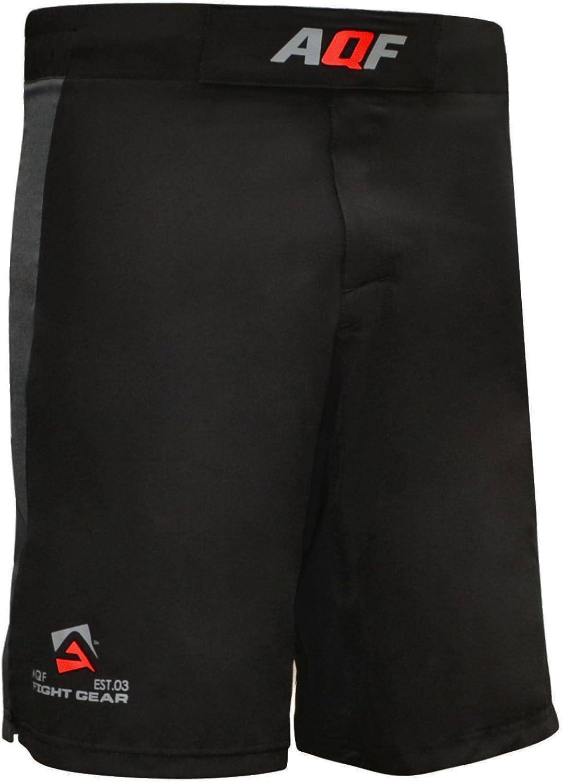 AQF Shorts Deportivos Hombre para Combates MMA Pantalones Muay ...