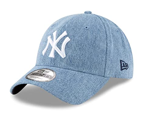the latest bacf3 e0550 Image Unavailable. Image not available for. Color  New Era New York Yankees  MLB 9Twenty Washed Out Adjustable Hat