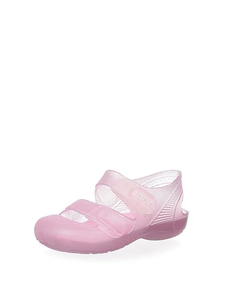 IGOR - Cangrejera Bondi Cierre Velcro Sintético Niñas Color Rosa Talla: 19 io0Iom