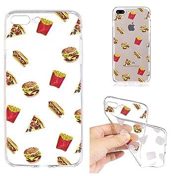 coque iphone 7 plus hamburger