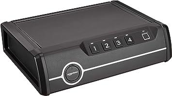 AmazonBasics - Caja fuerte de acceso rápido y de alta calidad para ...