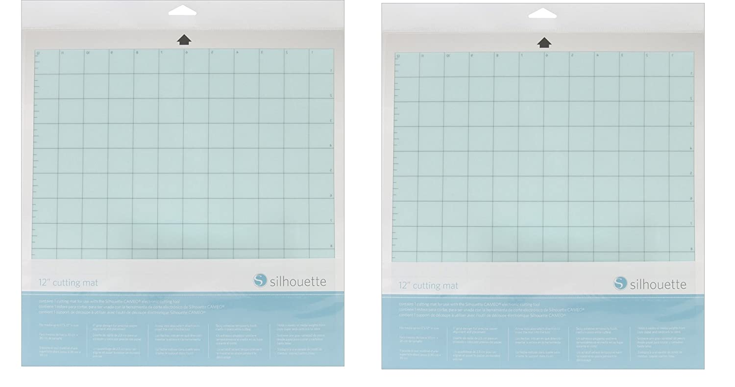 Silhouette Cameo, GqzhhO 2 Pack (Cameo Replacement Cutting Mat)