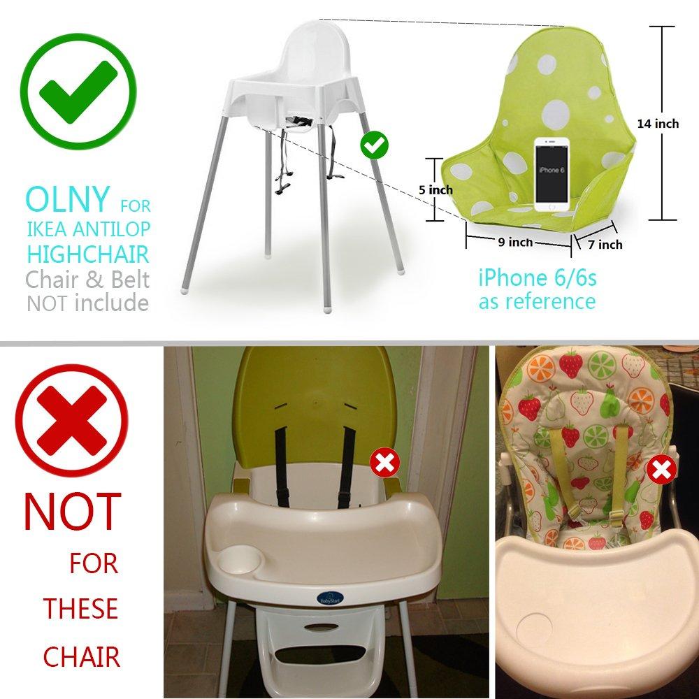 Descargar Doc Zama Chaise Haute Coussin Housse Pour Ikea