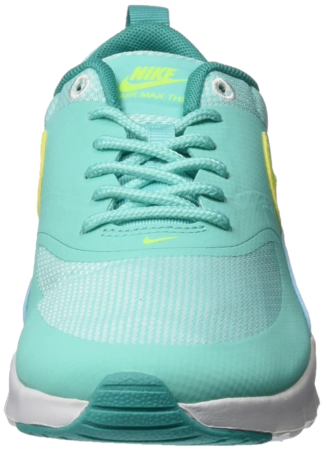 buy popular 47db1 ec451 Nike Air Max Thea (GS), Chaussures de Running Entrainement Fille -  Turquoise (