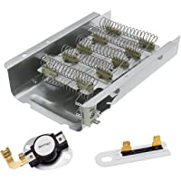 Siwdoy 279838 & 3977767 & 3392519 Dryer Heating Element Kit Compatible with Whirlpool Dryer
