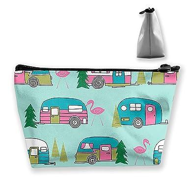 Amazon.com: Bolsas de cosméticos pequeñas de viaje para ...
