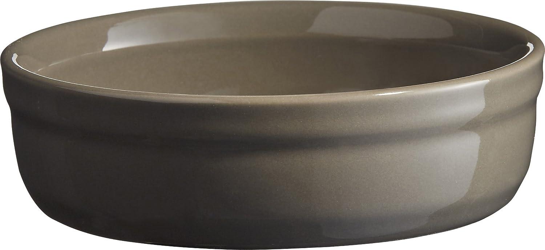 Farina Ceramica Emile Henry 13x13x3.5 cm Stampo per Cr/ème br/ûl/ée in Ceramica 13 x 13 x 3,5 cm