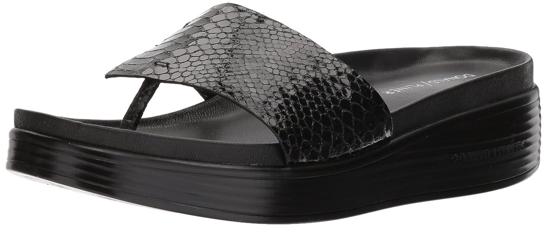 Donald J Pliner Women's Fifi19 Slide Sandal B07567MVF4 9 B(M) US|Black