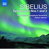 Sibelius : Symphonies n° 1 et n° 3