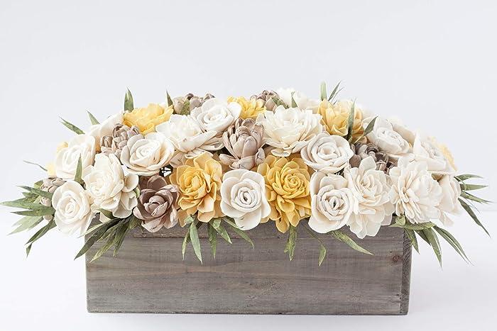 Simple Flower Bouquet Arrangement