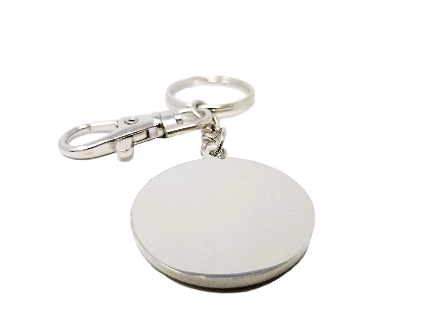 Ramsons Imports U.S Air Force Logo Stainless Steel Key-Chain Ramson/'s Imports MF1040AIR