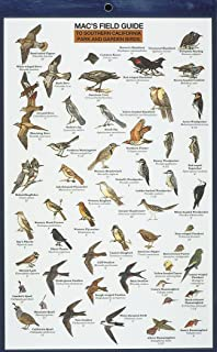 Macu0027s Field Guide To Southern California Park And Garden Birds (Macu0027s  Guides (Flash Cards