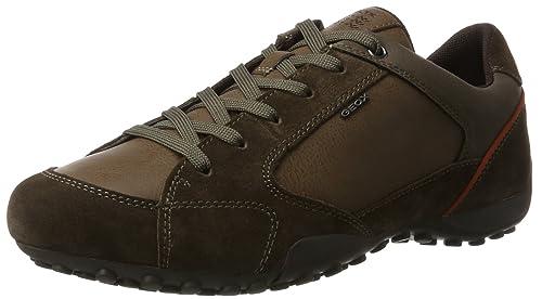 Men Uomo Snake E Low-Top Sneakers Geox o45t3