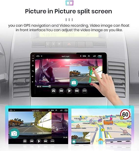 Typebuilt Android 8 1 Autoradio Radio Navigationssystem Für Honda Accord 2008 2012 Gürtel Dab Digitalradio Bluetooth Usb Mirrorlink Sygic Gps Verkehrsinfo Navigation 4cores 1g 16g Sport Freizeit