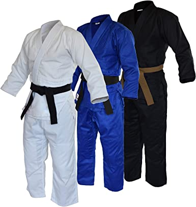 Fuji Judo Gi w//Free White Belt