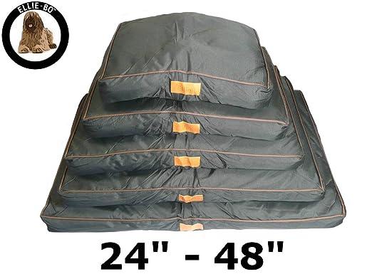 Ellie-Bo Cama impermeable para perro, encaja en jaula o caja 76 cm, tamaño mediano 71 cm x 48 cm: Amazon.es: Productos para mascotas