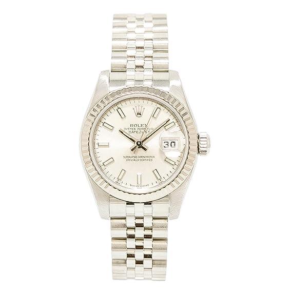 Rolex Datejust automatic-self-wind – Reloj 179174 (Certificado) de segunda mano