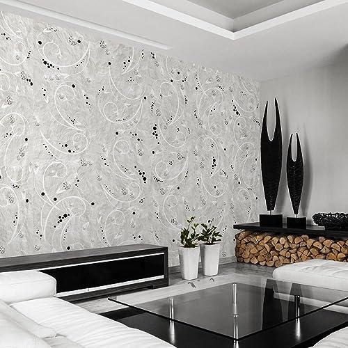 strukturtapete. Black Bedroom Furniture Sets. Home Design Ideas