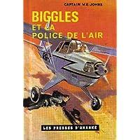 Biggles et la police de l'air fac simile