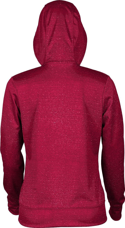 University of South Dakota Girls Pullover Hoodie School Spirit Sweatshirt Heathered