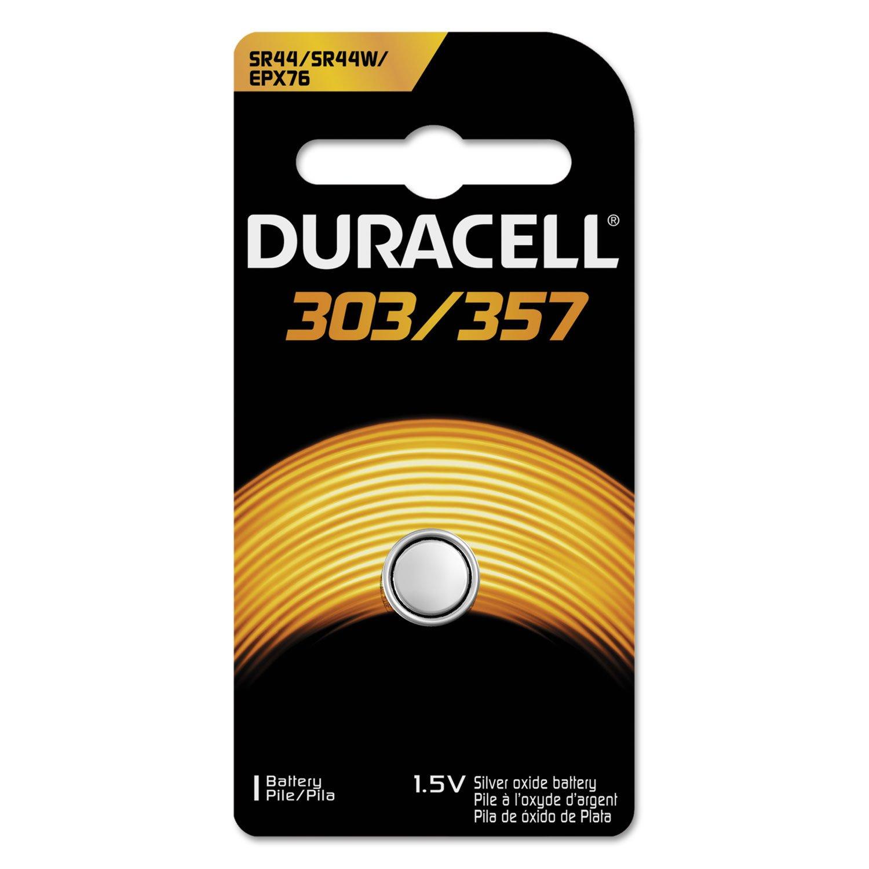 DRCD303357PK - Procter Gamble Professional Duracell Watch Batteries,1.50