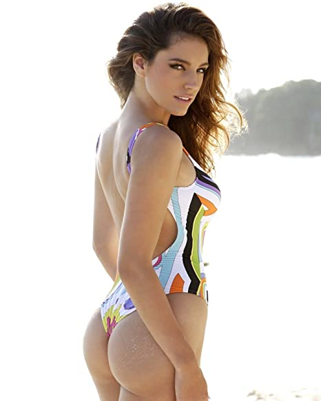 Kelly Brook And Her Amazing Ass A3 297x420mm Repositionable Peel Stick Poster Fs1678